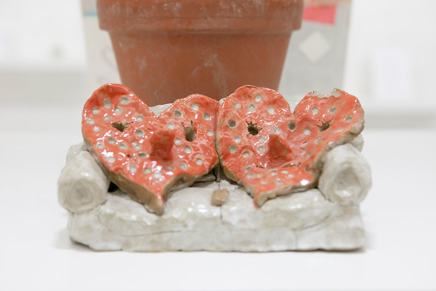 keramik daniel von bothmer kunst berlin bremen kassel documenta15