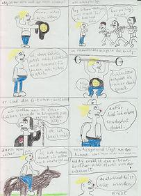 Daniel vo Bothmer Eddy Steinblock Comic
