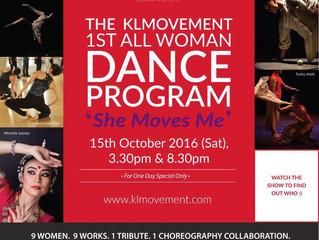 'She Moves Me'