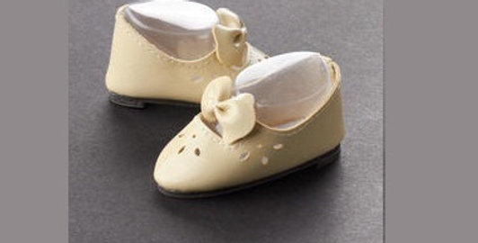 SLIP ON, CUT OUT DESGIN AND BOW  #T0299