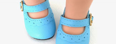 CLASSIC ANKLE STRAP SHOES #763