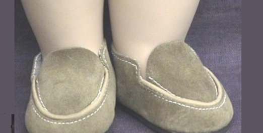 SUEDE LOAFERS #776
