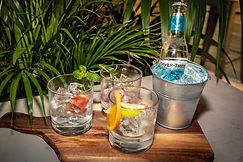 Mediterranean Tonic Gin Flight