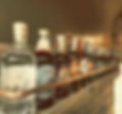 Gincepton Trailer - Gin Rack