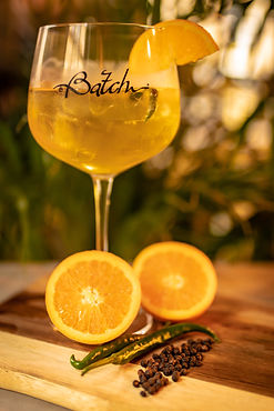 Batch Industrial, Orange & Ginger Tonic,