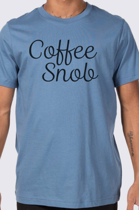 Coffee Snob shirt