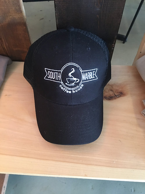 South Marble Coffee Snapback Hat