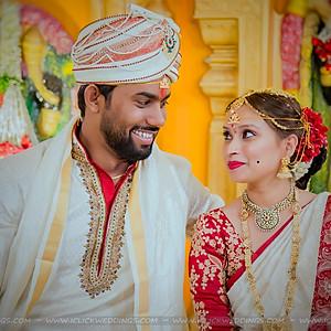 Jahnavi & Swarup -Telugu Bengali Wedding