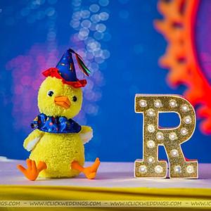 Reena's Birthday Party