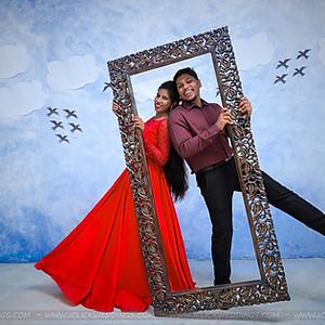 Sugandini & Prashanth Photoshoot