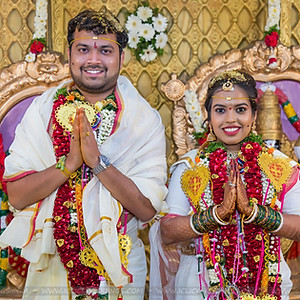 Sravanthi & Chaitanya-A Telugu Wedding