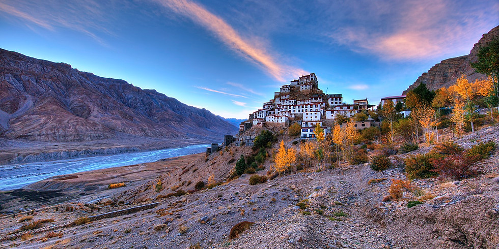 Spiti Valley Photography Tour 2019 with Dhritiman Lahiri - 7 days & 6 nights