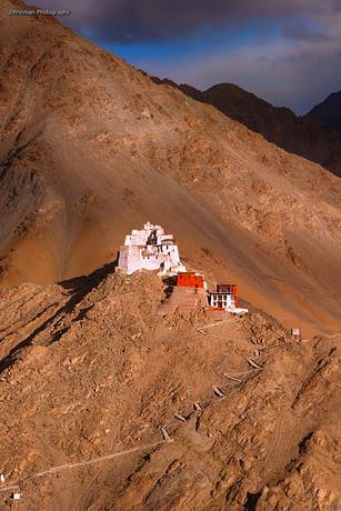 Leh Palace Namgyal Hill Leh