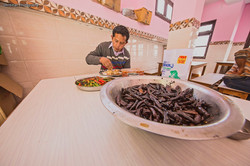 Himachal Delicacy - Fired Chillies