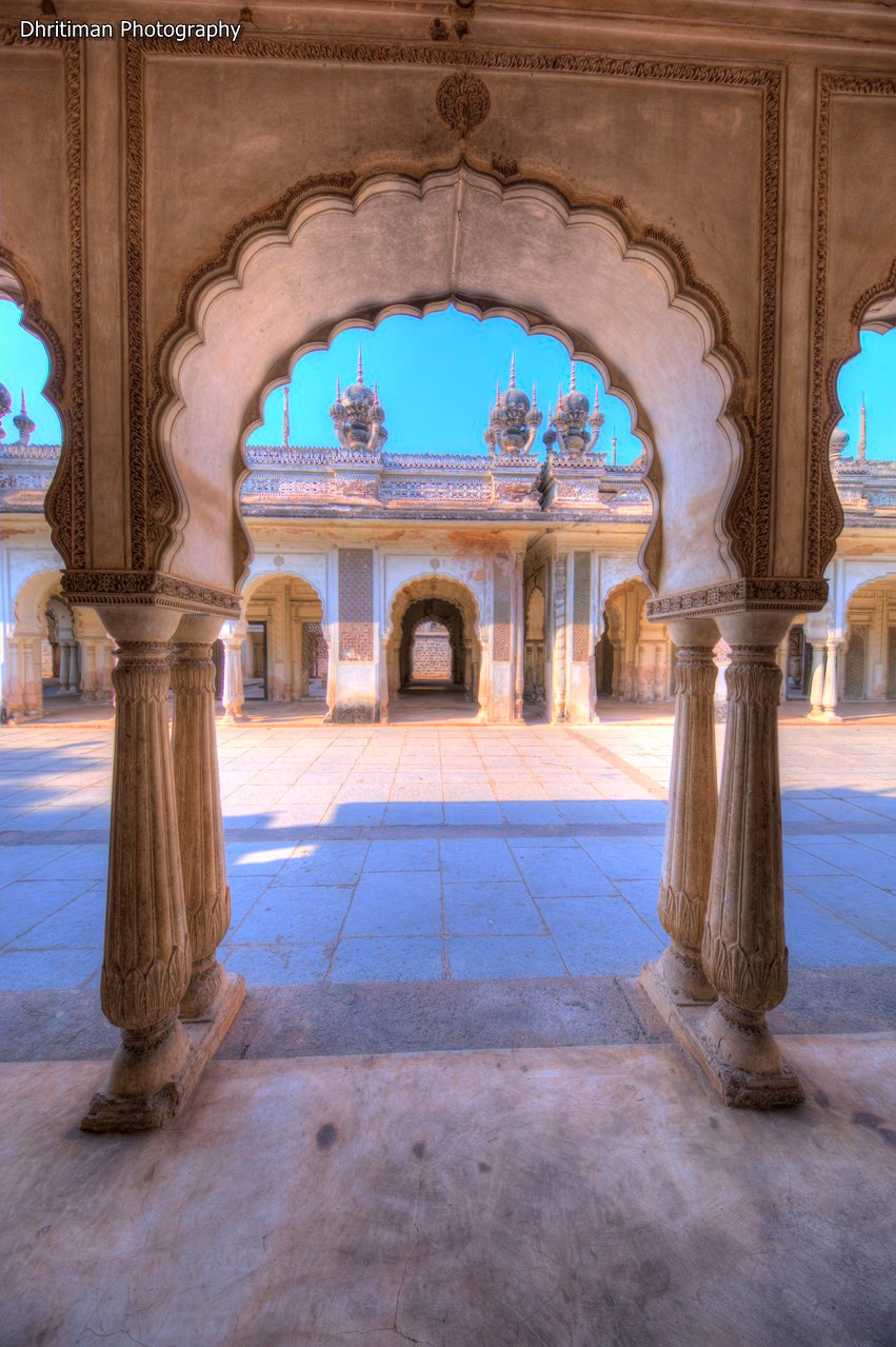 Paigah Tombs - Architectural Delight