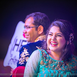 Ruchika Sangeet Ceremony