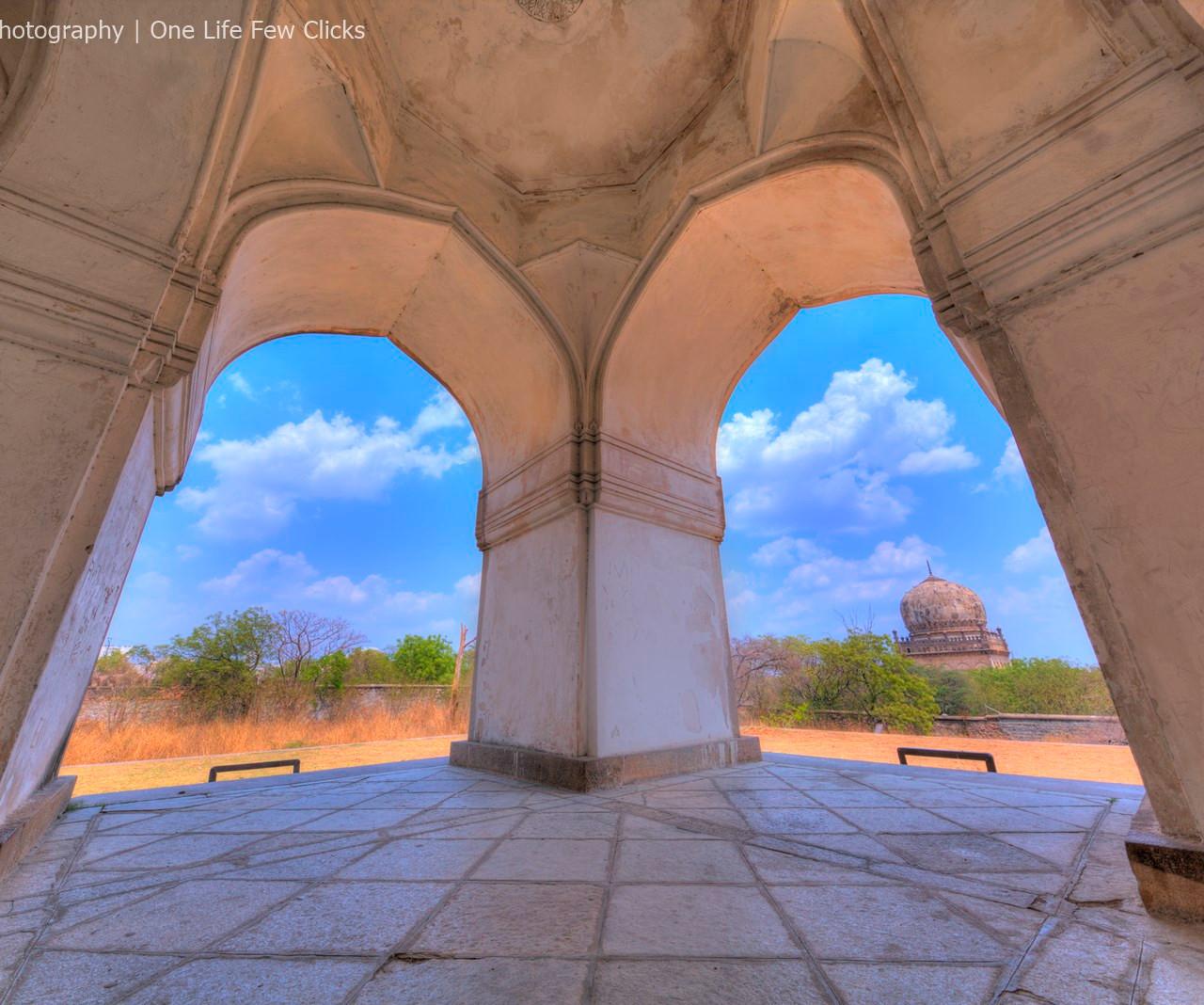 Qutb Shahi Tombs | Dhritiman Lahiri