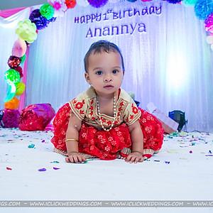 Anannya Birth Day