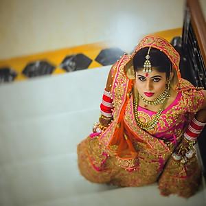 Isha & Tanuj - Punjabi Wedding