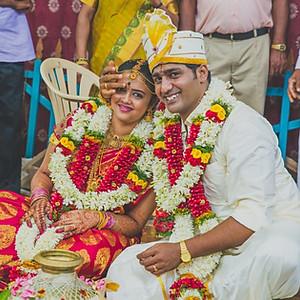 Archana & Dinesh - Tamil Wedding