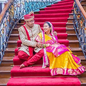 Ankita & Ricky - Odiya Wedding