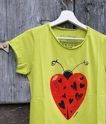 T-shirt cocinella