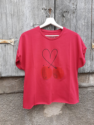 T-shirt ciliegia
