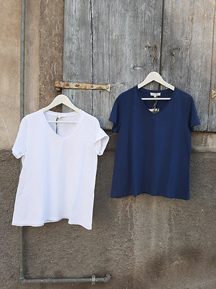 T-shirt fiammata basic