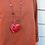 Thumbnail: T-shirt cotone + cuore ricamato
