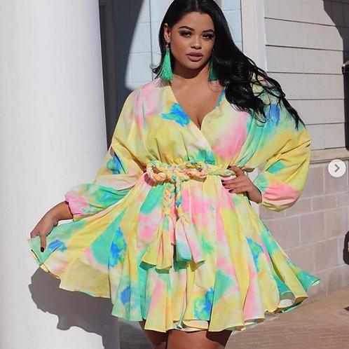 Le Flora Dress