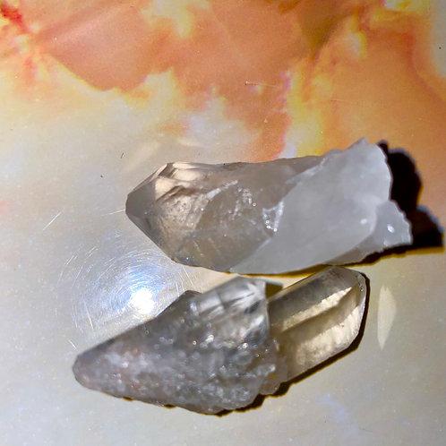 Clear Crystal Quartz