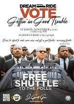 Good Trouble Flyer