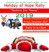 Holiday of Hope - Rally
