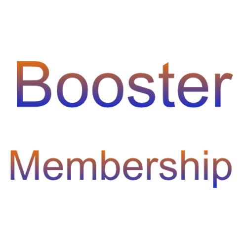 Cadet / Parent Booster Membership