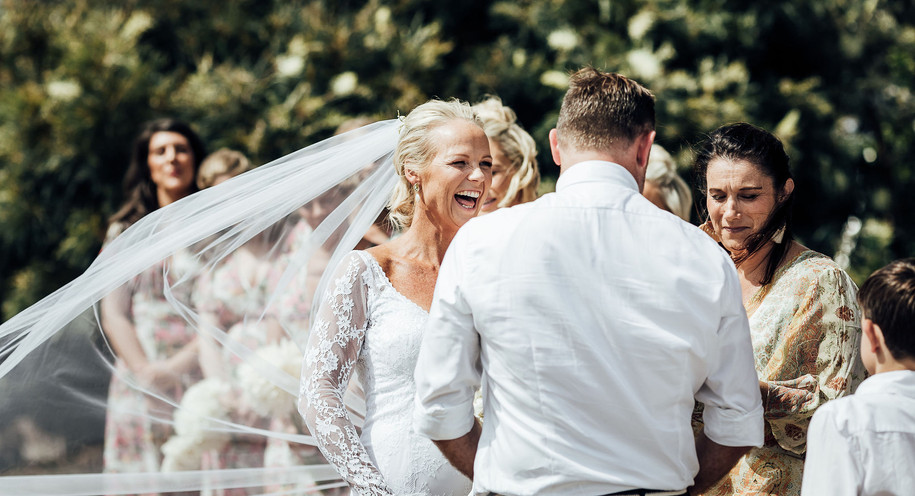 Cameron + Bree get married at Coogee