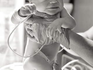 Birth Photography - a new adventure for me