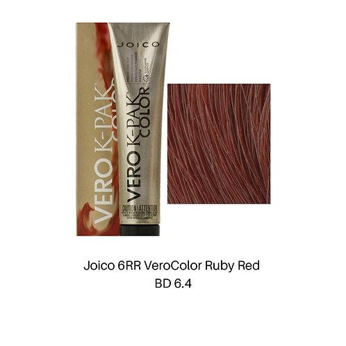 Joico 6RR Verocolor Ruby Red