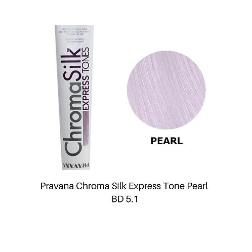 Pravana Chroma Silk Express Tone Pearl 90ml