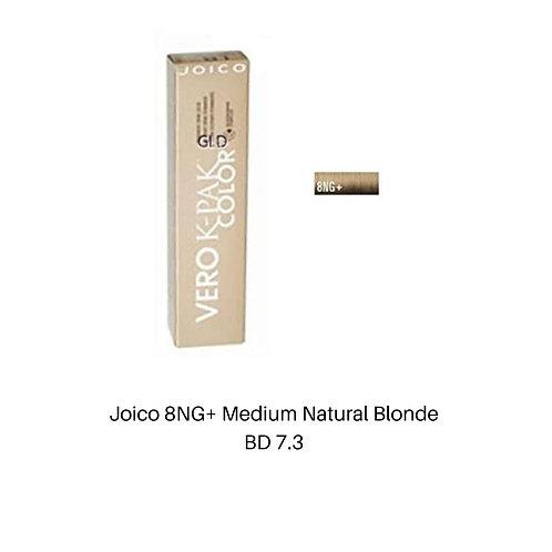 Joico 8NG+ Medium Natural Blonde
