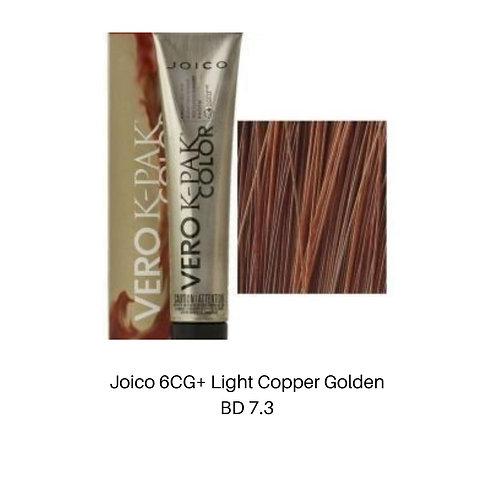 Joico 6CG+ Light Copper Golden