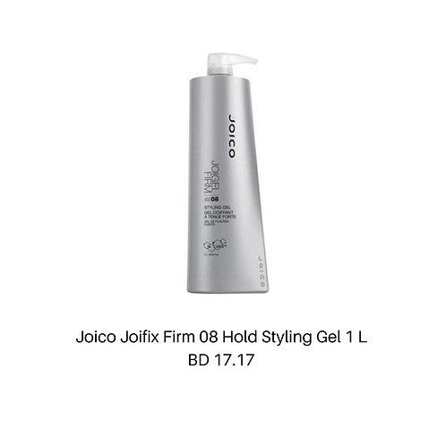 Joico Joigel Firm Hold 08 Styling Gel 1 L