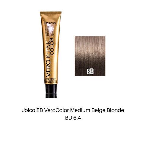 Joico 8B Vero Color Medium Beige Blonde