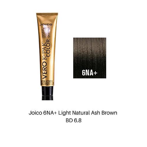 Joico 6NA+ Light Natural Ash Brown