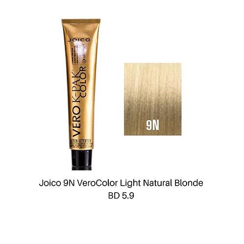 Joico 9N Verocolor Light natural Blonde
