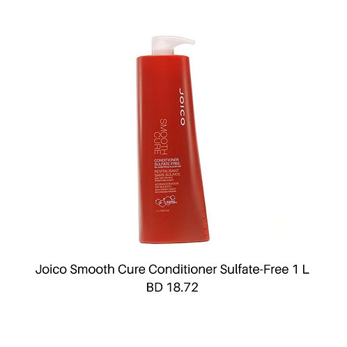 Joico Smooth Cure Conditioner Sulfate Free 1 L