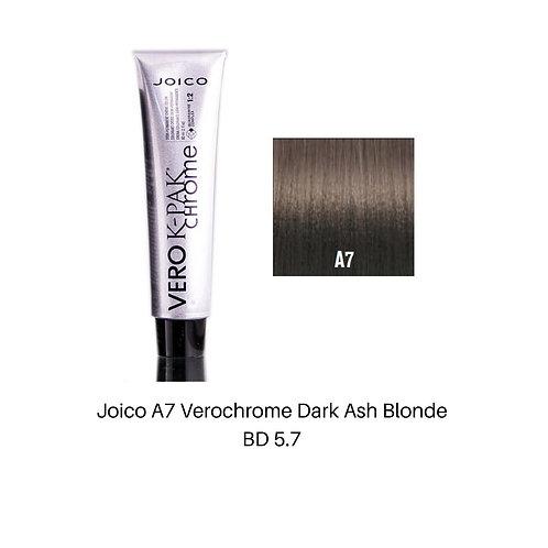 Joico A7 Verochrome Dark Ash Blonde