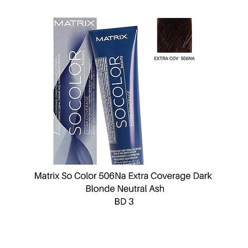 Matrix So Color 506Na Extra Coverage Dark Blonde