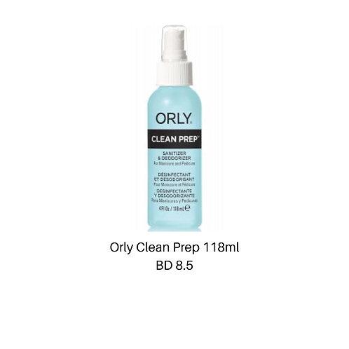 Orly Clean Prep 118ml