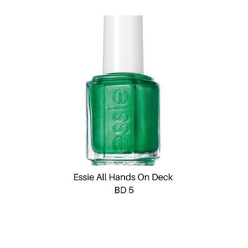 Essie All Hands On Deck