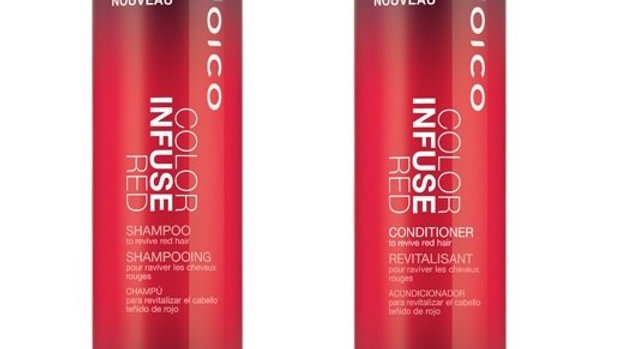 Joico Color Infuse Red Shampoo/Conditioner DUO